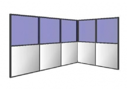 Light partition Modul Steel PROVOST