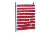 Wall stocker for Probox T2 bins PROVOST
