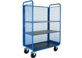 Promax mesh trolley with 2 adjustable levels PROVOST