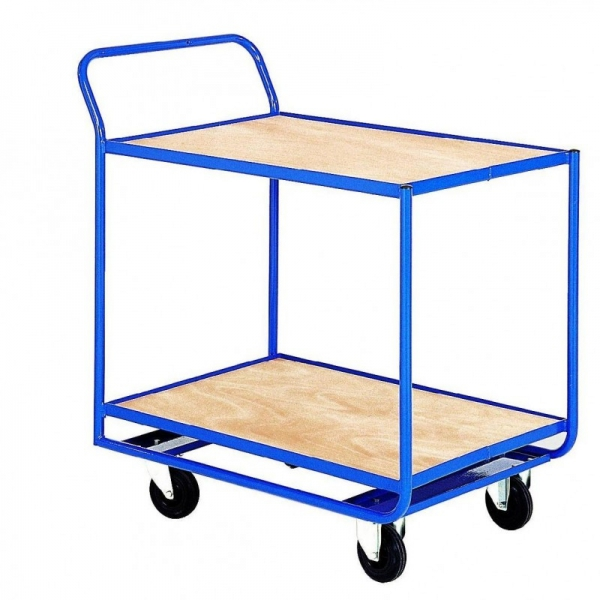 Warehouse Trolley With Fixed Levels Provost