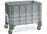Pallet crate 4 casters 550 L PROVOST