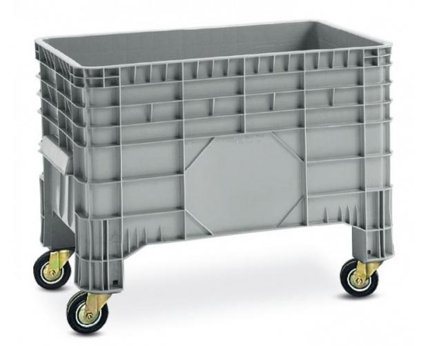 Pallet Crate 4 Casters 285 L