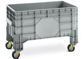 Pallet crate 4 casters 220 L PROVOST