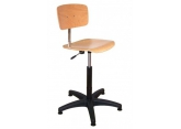 Chair wood without foot rest PROVOST