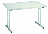 Folding table grey top PROVOST