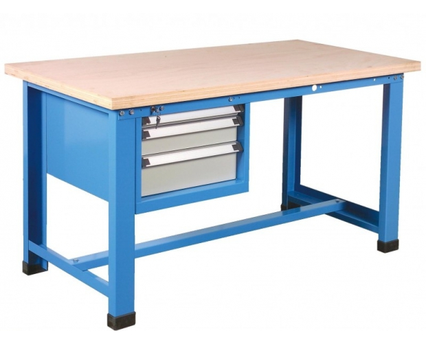 industrial workbenches with drawers - chest of drawers