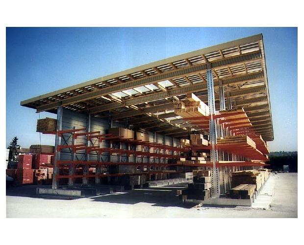 Storage hall PROVOST