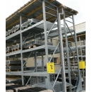 Shelving with cover PROVOST