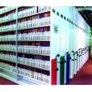 Proroll 250 audiovisual mobile shelving PROVOST