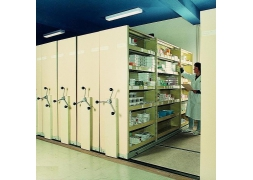 Rayonnage mobile Proroll pharmacie PROVOST