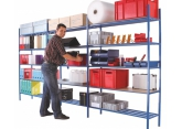 Protub metal shelving depth 500 PROVOST