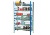 Shop shelving wire basket PROVOST