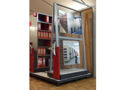 Pro Art mobile storage for paintings PROVOST