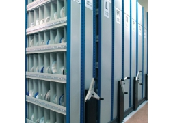 Mobile shelving Proroll PROVOST