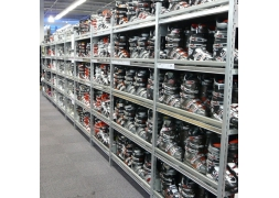 Commercial shelving solution PROVOST