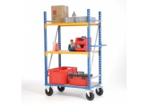 Trolley with adjustable levels Prorack 500 KG PROVOST