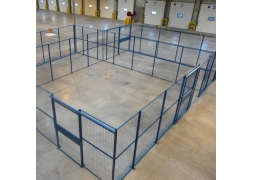 Modular mesh partition modul + PROVOST