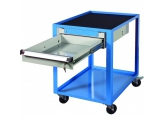 Workshop trolley 2 levels 1 drawer H100 PROVOST