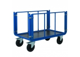 Promax trolley with 2 tubular side rails. PROVOST