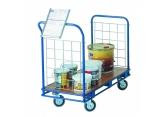 Multi-purpose trolley 2 mesh backs PROVOST