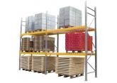Propal 3 pallet rack Length 3300 Height 3000 mm PROVOST