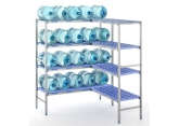 Grocery store shelving length 890 mm PROVOST