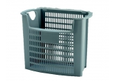 Perforated sorting basket with opening PROVOST