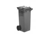 Rolling waste bin 2 wheels 120 L PROVOST