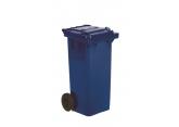 Rolling waste bin 2 wheels 140 L PROVOST