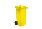 Rolling waste bin 2 wheels 240 L PROVOST