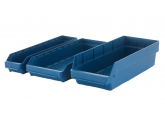 Probox bins with removable dividers depth 600 PROVOST