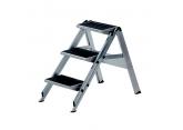 Folding stepladder with 3 steps PROVOST
