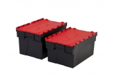 Shuttle bin red PROVOST