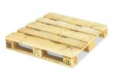 Wooden pallet type EURO PROVOST