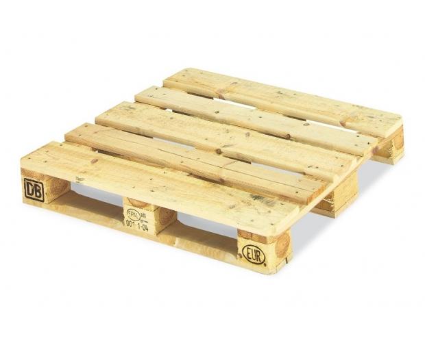 Wooden pallet type EURO