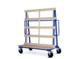 Panel carrier trolley with single side PROVOST