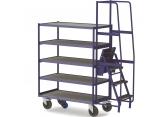 Stepladder trolley 5 levels PROVOST