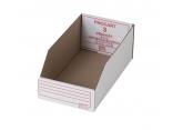 Greaseproof cardboard bin Procart 300 x 160 PROVOST