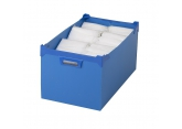 Polypropylene eco stackable crates P 600 x H 300 PROVOST