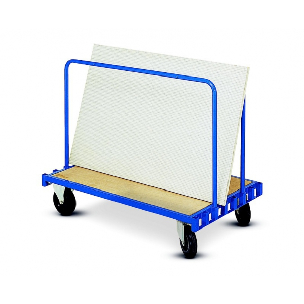 Panel Carrier Trolley Removable Side Rails