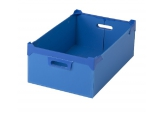 Polypropylene eco stackable crates P 535 x H 195 PROVOST