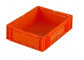 Odette Galia stackable crate orange 400 x 300 mm PROVOST
