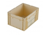 Odette Galia stackable crate ivory 400 x 300 mm PROVOST