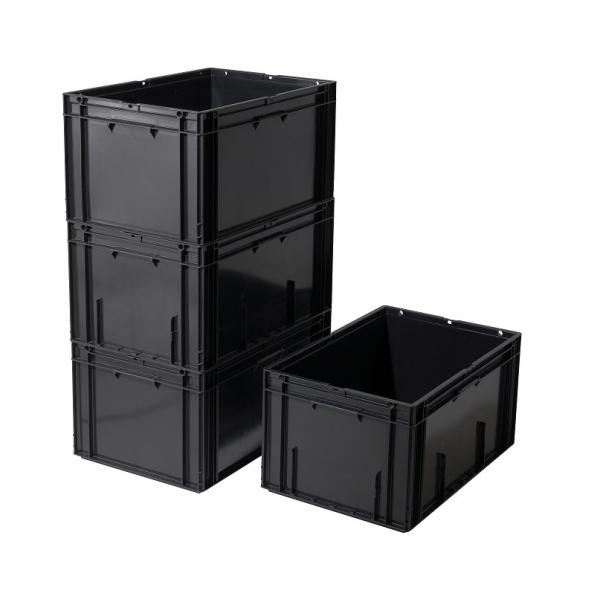 Stackable Plastic Crate 600x400 Mm