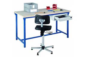 Workbenches 500kg PROVOST