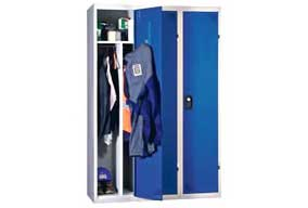 Metal lockers PROVOST