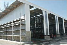 Warehouse racking system PROVOST