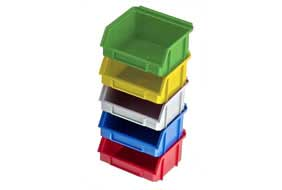 Stacking containers PROVOST