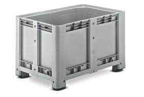 Plastic pallet container PROVOST