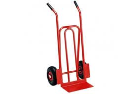 Hand truck with fixed plate PROVOST